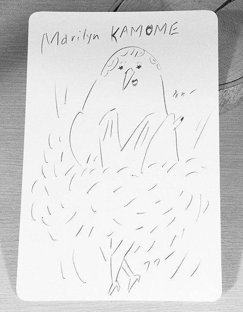 ondo kagurazaka 一周年記念展「COVER PORT」