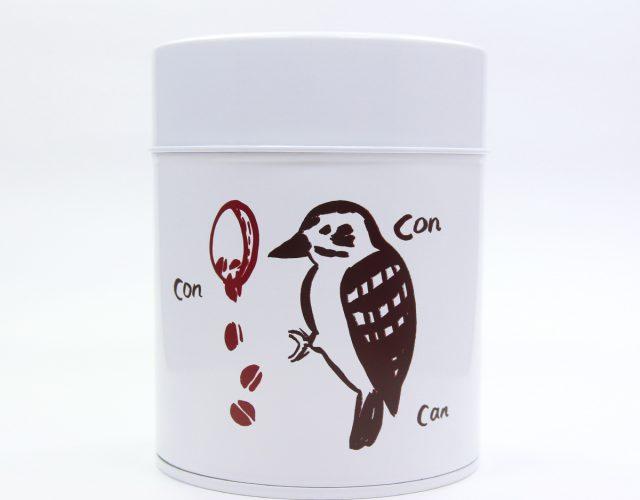 キツツキのCon Con Can