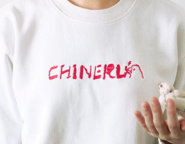 torinotorio:CHINERUトレーナー